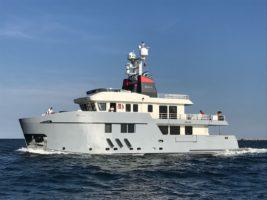 Ocean King Carolin IV - navigazione