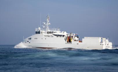 diving zarzis a710 navigazione