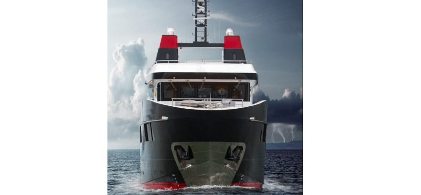 Professional Explorer Yacht Goes Green